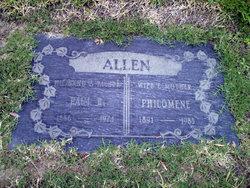 Philomene <i>Meininger</i> Allen