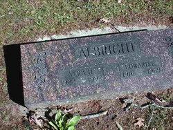 Vera H. <i>Frank</i> Albright