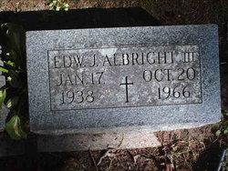 Edward J. Albright, III