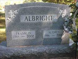 Audrey L. <i>Ellingsen</i> Albright