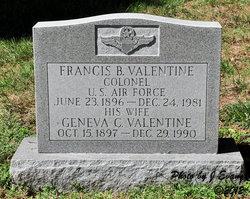 Geneva C Valentine