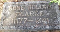 Rose Julian Clarke
