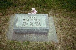 Vera <i>Burket</i> Wagoner