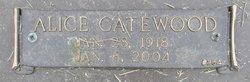 Alice Gatewood Barber