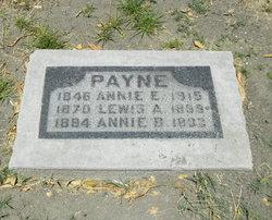 Annie Eliza <i>Smith</i> Payne