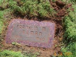 Franklin M Jarman