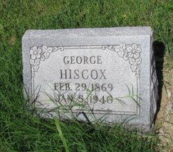 George Hiscox