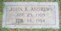 John Ruffin Andrews