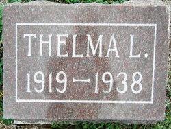Thelma L <i>Simpson</i> Draper