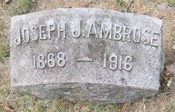 Joseph J Ambrose