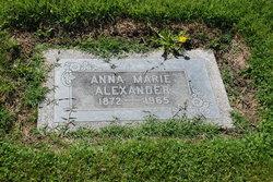 Anna Marie Alexander