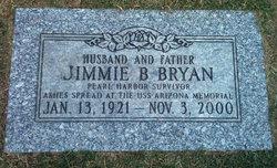 Jimmie B Bryan