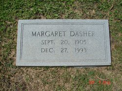 Margaret Dasher