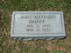 James Alexander Dasher
