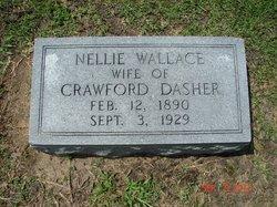 Nellie <i>Wallace</i> Dasher
