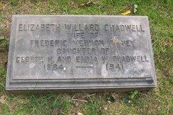 Elizabeth Willard <i>Chadwell</i> Pitney