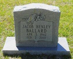 Jacob Henley Ballard