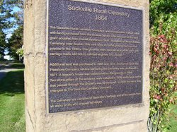 Sackville Rural Cemetery