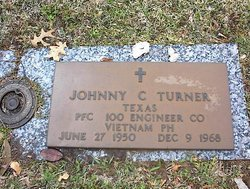 PFC Johnny Charles Turner