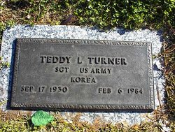 Teddy L Turner
