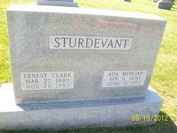 Ada <i>Morgan</i> Sturdevant