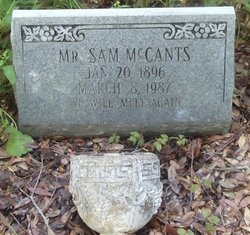 Sam McCants