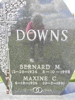Bernard Marion Downs