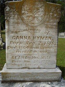 Canna Hyman