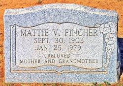 Mattie Vera <i>Franklin</i> Fincher