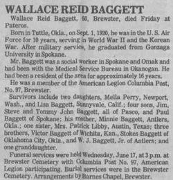 Wallace Reid Baggett
