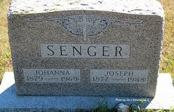 Johanna <i>Feist</i> Senger