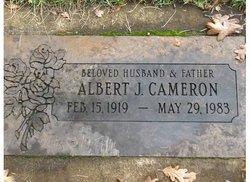 Albert J Cameron