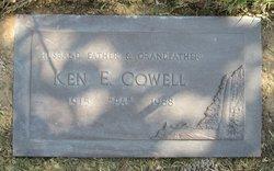 Kenneth Elry Cowell