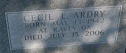 Cecil Ardry