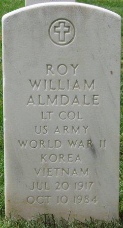 Roy William Almdale