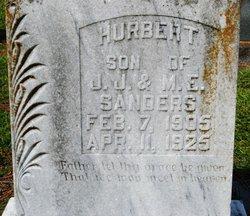 Hurbert Sanders