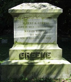 Albert Arad Greene