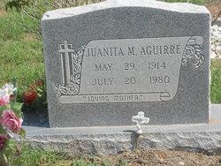 Juanita Acosta <i>Mendez</i> Aguirre