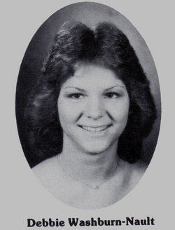 Deborah Cheryl <i>Washburn</i> Nault