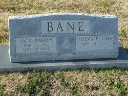 Jack Warren J. W. Bane
