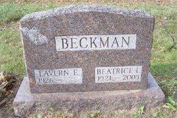 Beatrice L. Beatie <i>Morningstar</i> Beckman