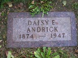 Daisy E <i>Brinker</i> Andrick