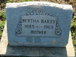 Bertha <i>Greathouse</i> Bailey