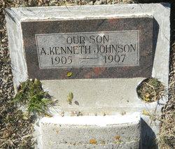 Alfred Kenneth Johnson