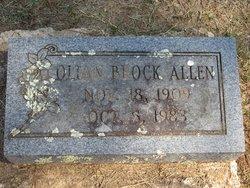 Olian <i>Brock</i> Allen