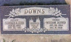 Florence Arminta <i>Judd</i> Downs