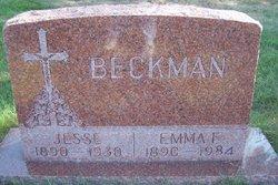 Emma E. Beckman
