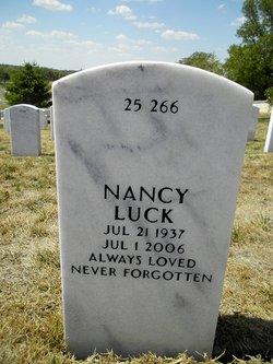 Nancy Luck