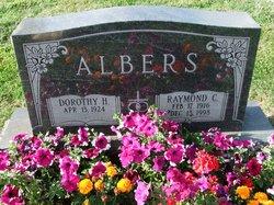 Raymond C Albers