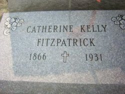 Catherine Kate <i>Kelly,Little,McBride,</i> Fitzpatrick